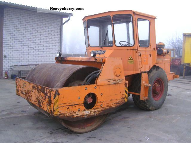 1981 Hamm  2401 S Construction machine Rollers photo