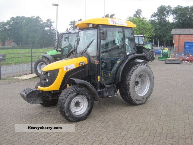 2008 JCB  360 air, power shuttle, 1.Hand Agricultural vehicle Tractor photo