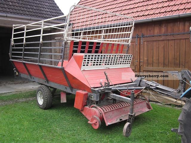 Landsberg ls20 1969 agricultural harvesting machine photo - Landsberg mobel ...