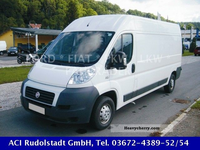 fiat ducato 35 l4h2 100 mj 2009 box type delivery van high photo and specs. Black Bedroom Furniture Sets. Home Design Ideas