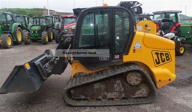 2008 JCB  1110T Construction machine Mini/Kompact-digger photo