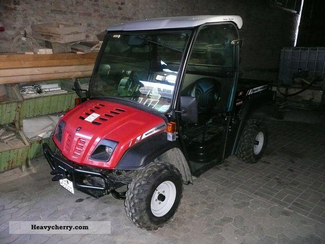 2011 Agco / Massey Ferguson  UTV MF 20 MD Agricultural vehicle Loader wagon photo