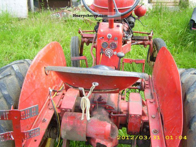1952 Massey Harris Pony Tractor : Agco massey ferguson harris pony by