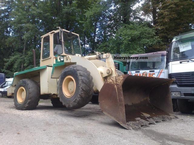 2012 Faun  1410 * 6-CYLINDER ENGINE DEUTZ * Construction machine Wheeled loader photo