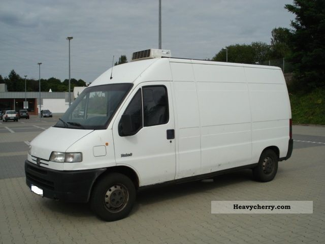 peugeot boxer 1 hand refrigerated high long good condition 1998 refrigerator box truck photo. Black Bedroom Furniture Sets. Home Design Ideas