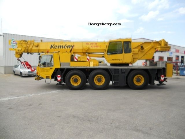 1994 Faun  ATF 50-3 Construction machine Other construction vehicles photo