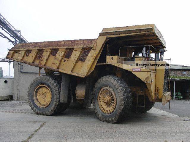 1984 Faun  85.8 K Construction machine Other construction vehicles photo