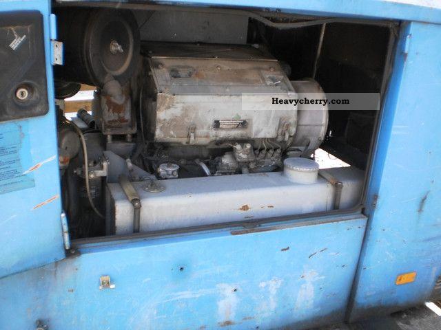 1993 Demag  Compressor SC 1000 S Construction machine Other construction vehicles photo