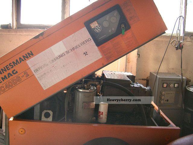 1994 Demag  SC 40 DS-2 Construction machine Compaction technology photo