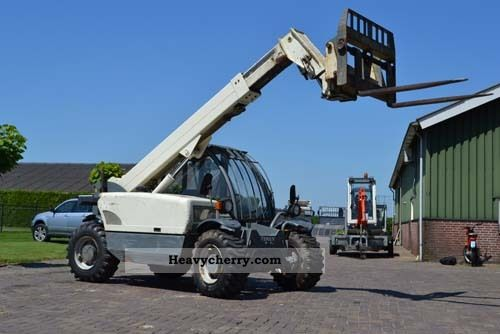 2003 Manitou  TEREX Telelift 2506 Forklift truck Telescopic photo