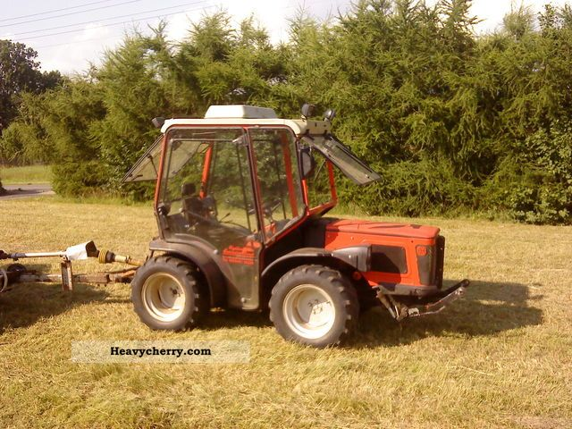1995 Carraro  Tigretrac 3800 HST III Agricultural vehicle Tractor photo