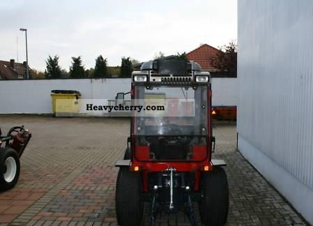 2001 Carraro  Tigre38oohst Agricultural vehicle Tractor photo