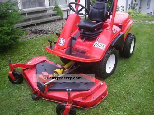 2007 Carraro  ACR0nd0333k Agricultural vehicle Tractor photo