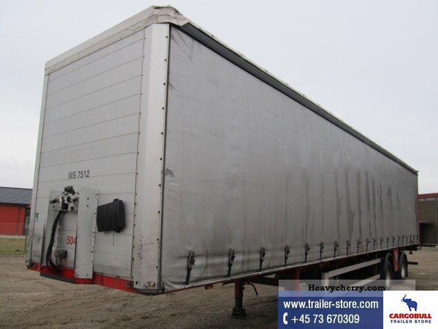 2006 HRD  Semitrailer standard curtainsider Semi-trailer Other semi-trailers photo