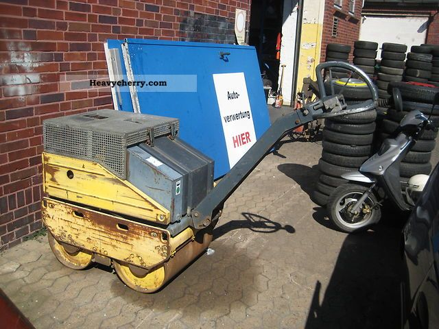 Bomag Bw65h 2000 Rollers Construction Equipment Photo And
