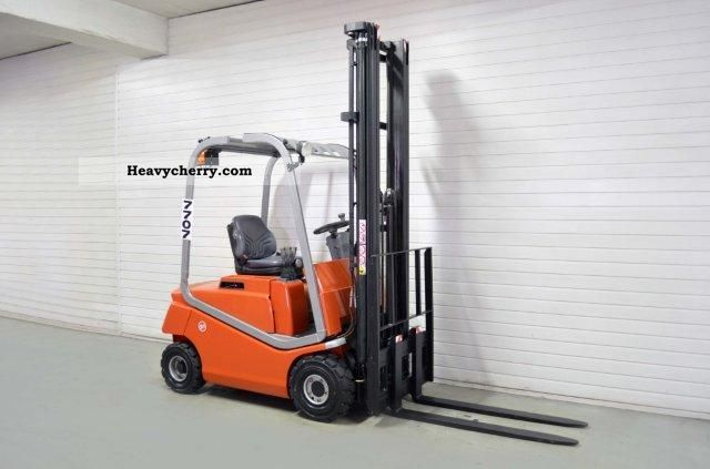 2006 BT  C4E 150, SS, FREE LIFT ONLY 2255Bts! Forklift truck Front-mounted forklift truck photo