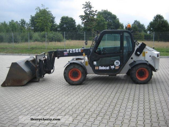 2006 Bobcat  2566 Forklift truck Telescopic photo