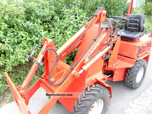 1994 Weidemann  915D / P Schäffer loader änlich Agricultural vehicle Farmyard tractor photo