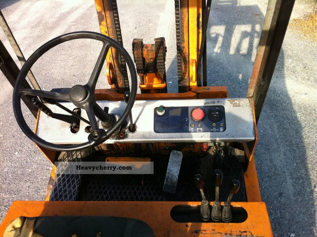 Still R 43 2012 Front Mounted Forklift Truck Photo And Specs