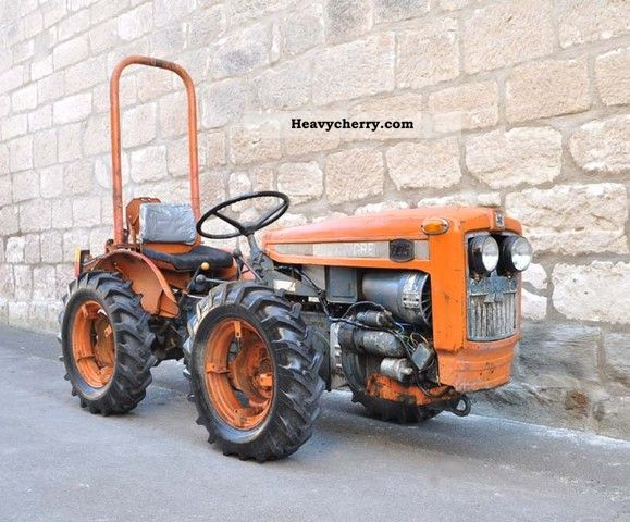 1971 Carraro  635 narrow gauge wheel tractor Agricultural vehicle Tractor photo