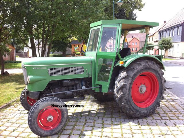 1959 Fendt  TOP CONDITION WITH XAVIER Favourites1 FW140 Car MAIL Agricultural vehicle Tractor photo
