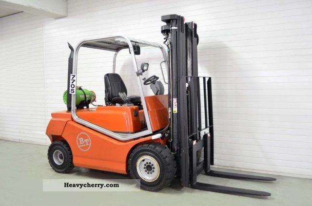 2006 BT  C4G 300E, SS, TRIPLEX Forklift truck Front-mounted forklift truck photo