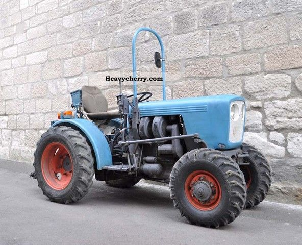 1974 Eicher  3714 Vineyard tractor wheel tractor Agricultural vehicle Tractor photo