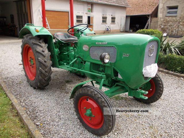 1962 Guldner  Güldner A3K Agricultural vehicle Tractor photo