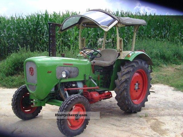 1961 Guldner  Güldner A3K Agricultural vehicle Tractor photo