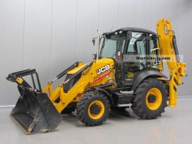 2011 JCB  3 CX ECO Contractor Construction machine Combined Dredger Loader photo