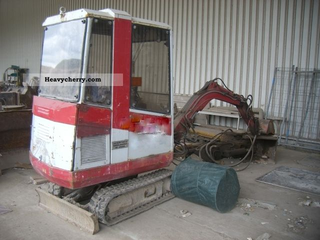 1993 Atlas  404 Construction machine Mini/Kompact-digger photo