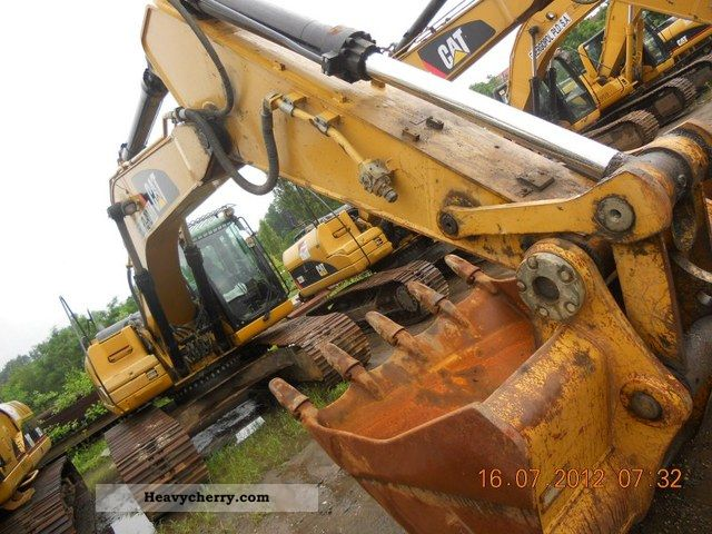 CAT 325 DL 2012 Caterpillar digger Construction Equipment