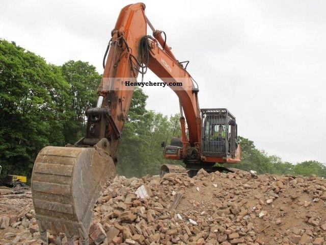 2004 Hitachi  ZX280 LCN, ZX 280 Track Excavator / Excavat Construction machine Caterpillar digger photo