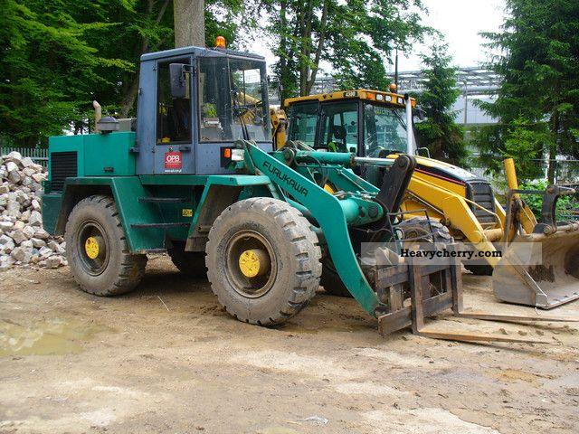 1998 Furukawa  320E ŁADOWARKA KOŁOWA Construction machine Wheeled loader photo