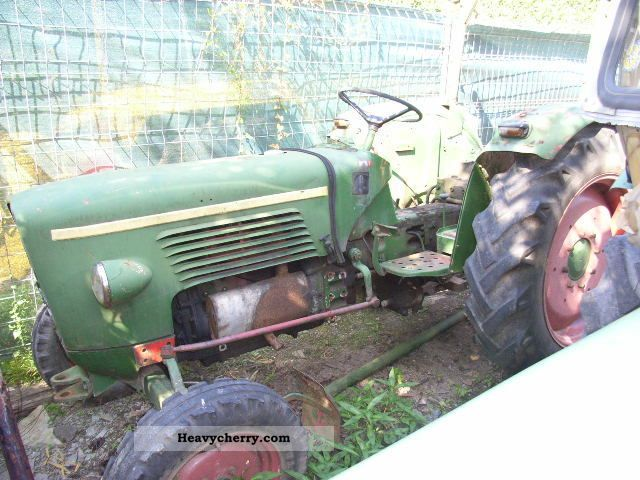 1962 Guldner  Guldner G40 Agricultural vehicle Tractor photo