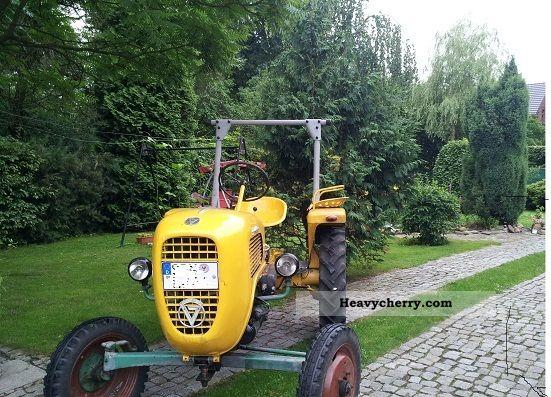 1960 Guldner  Güldner AX8 Agricultural vehicle Tractor photo