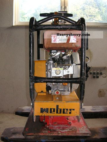 Weber Rc 40 2012 Compaction Technology Construction