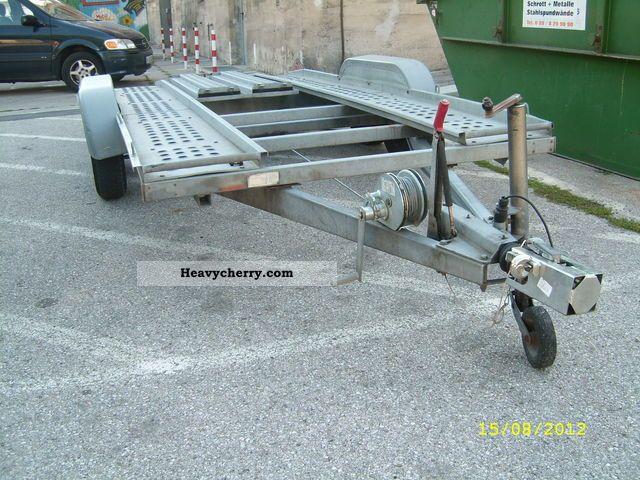2000 Agados  VOSA 1 Trailer Car carrier photo