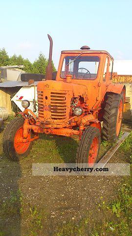 fortschritt belarus mts 50 1976 agricultural tractor photo. Black Bedroom Furniture Sets. Home Design Ideas