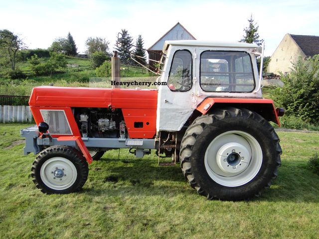 1968 Fortschritt  ZT300 Agricultural vehicle Tractor photo