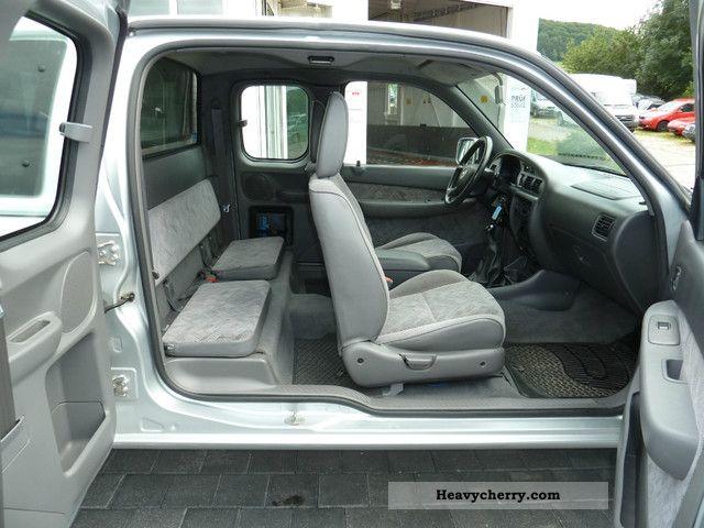 Mazda B Td L Toplands X Freestyle Cab Lgw
