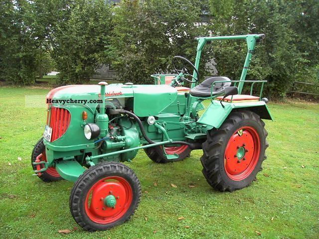 1956 Guldner  Güldner 22 K Agricultural vehicle Other agricultural vehicles photo