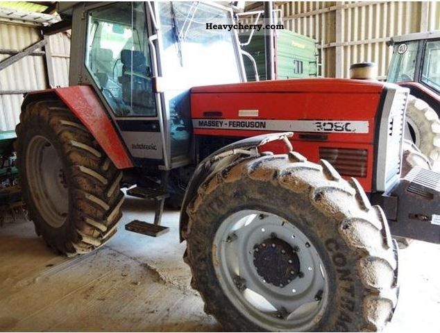 1989 Agco / Massey Ferguson  3080 Agricultural vehicle Tractor photo