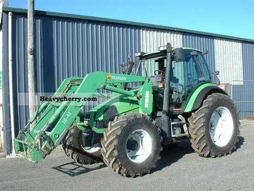 2012 Deutz-Fahr  Agrotron 110 Agricultural vehicle Forestry vehicle photo