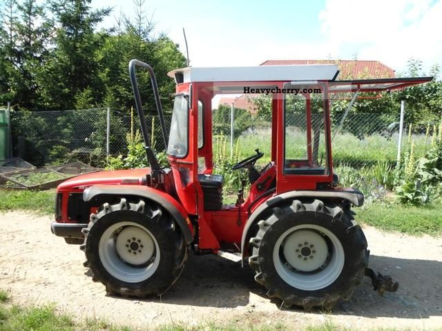 2001 Carraro  srx 8400 Agricultural vehicle Tractor photo