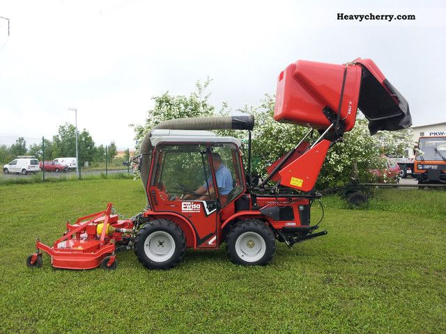 1999 Carraro  HST 3800 Agricultural vehicle Tractor photo