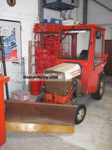 1980 Gutbrod  2440D Agricultural vehicle Other substructures photo