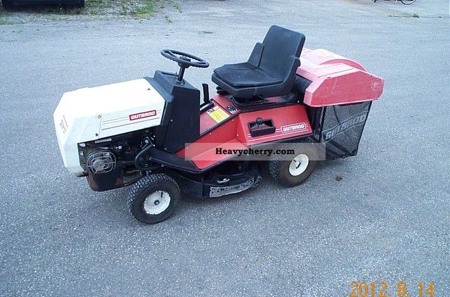 2012 Gutbrod  1000 E Sprint Agricultural vehicle Reaper photo