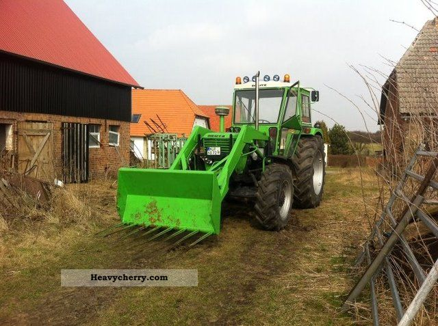 1975 Deutz-Fahr  10006 Agricultural vehicle Tractor photo