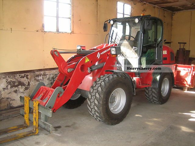2008 Weidemann  CX3070 Agricultural vehicle Other agricultural vehicles photo